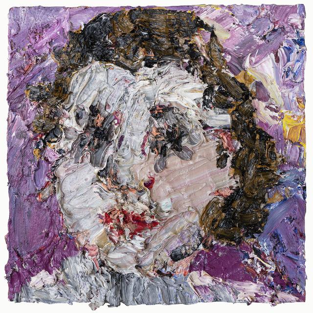 , 'Purple Rain,' 2018, Richard Heller Gallery