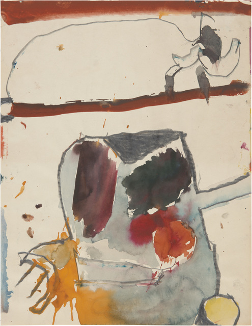 , 'Untitled,' c. 1949–55, Richard Diebenkorn Foundation