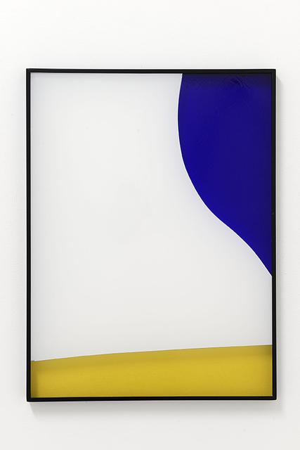 , 'Zig Zag,' 2014, Frutta