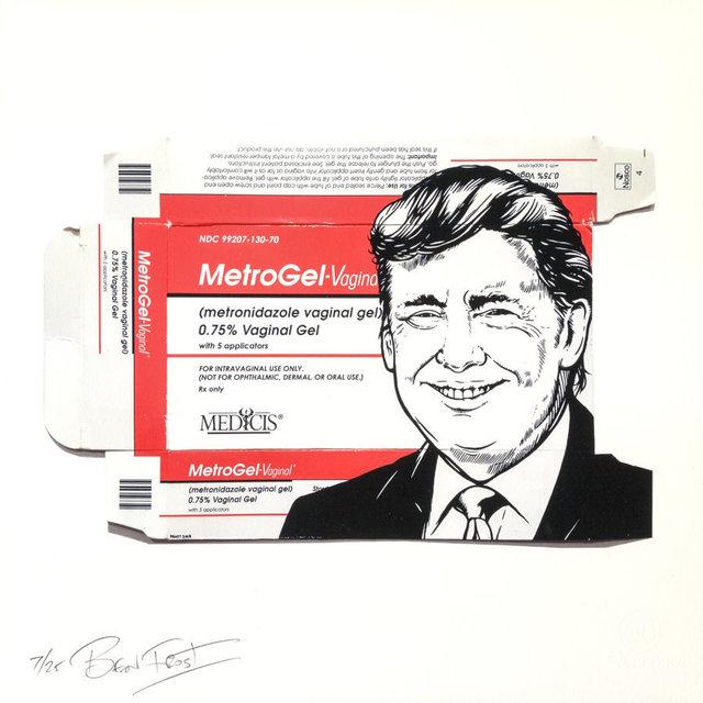 Ben Frost, 'Vaginal Gel', 2017, Heritage Auctions