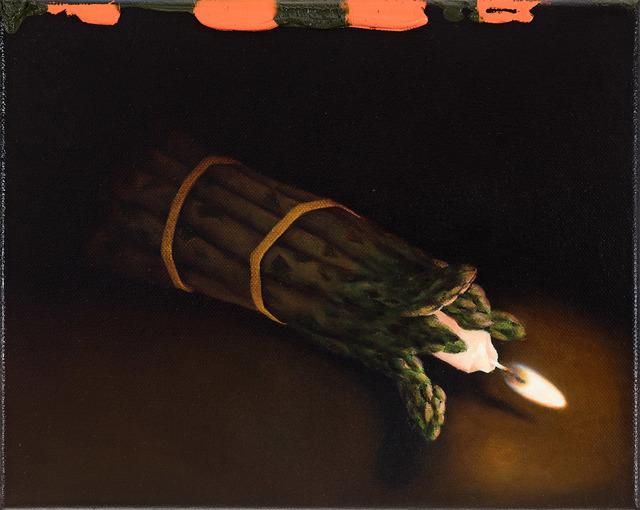 , 'Schinken (für Claude),' 2017, Gudberg Nerger