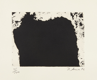 Richard Serra, 'Untitled,' 1996, Phillips: Evening and Day Editions (October 2016)