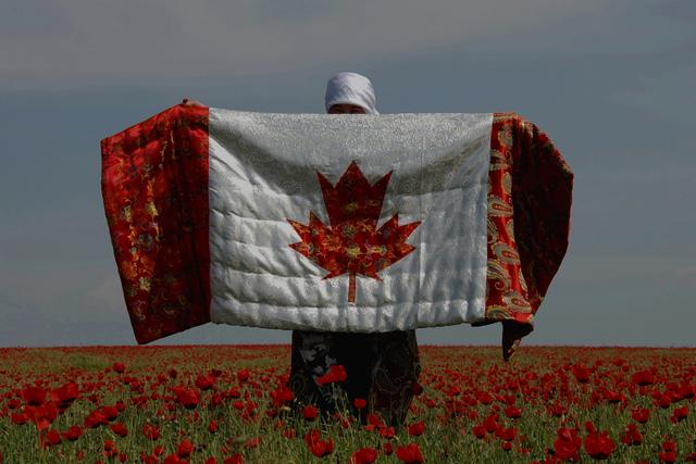 , 'My Canada,' 2010, Auroom Art