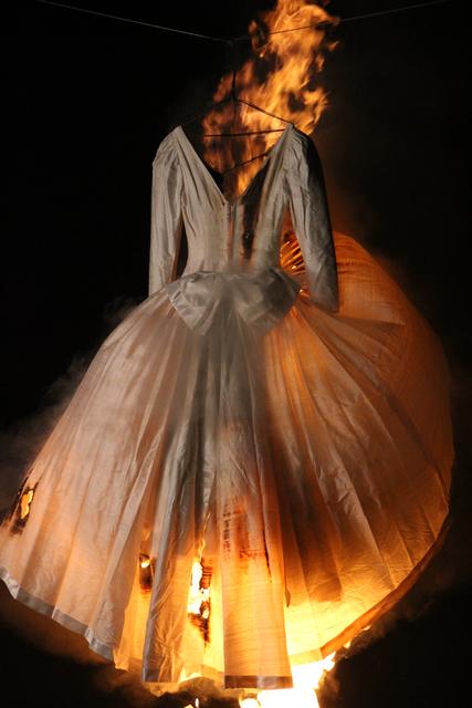 , 'Relic #17 III - Wedding Gown 2,' 2016, Nohra Haime Gallery