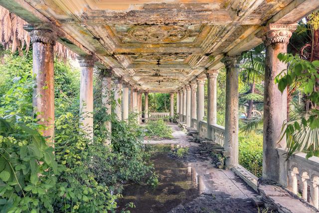 , 'Topophilia - The old station platform - Abkhazie 2016,' 2016, POCKET FINE ARTS