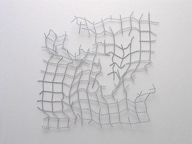, 'Reticulas Rotas III,' 2010, Galeria Marilia Razuk