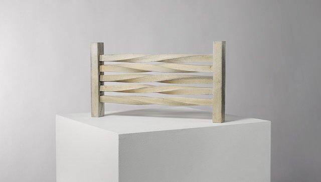 Richard Deacon, 'Icon', 2015, Sculpture, Hand-cast concrete, artrepublic