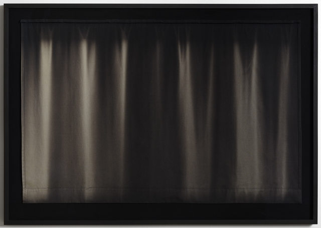 , 'Blackout Curtain 2,' 2013, Peter Lav Gallery