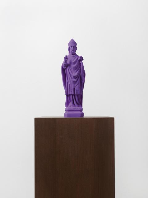, 'St. Nikolaus,' 2002, Ludorff