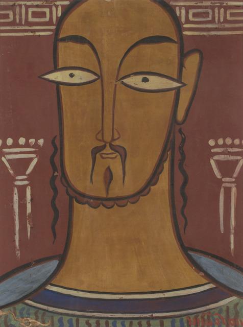 , 'Christ,' , Swaraj Art Archive