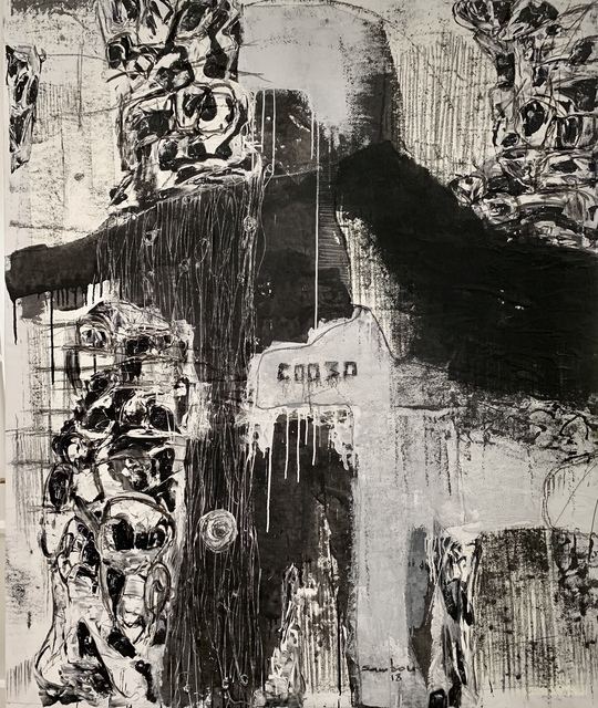 , 'C0030,' 2018, OH GALLERY