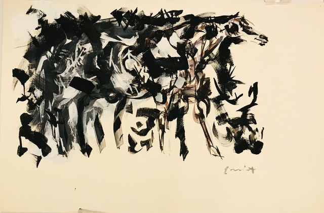 , 'Untitled (122),' 1961, Frederick Holmes and Company