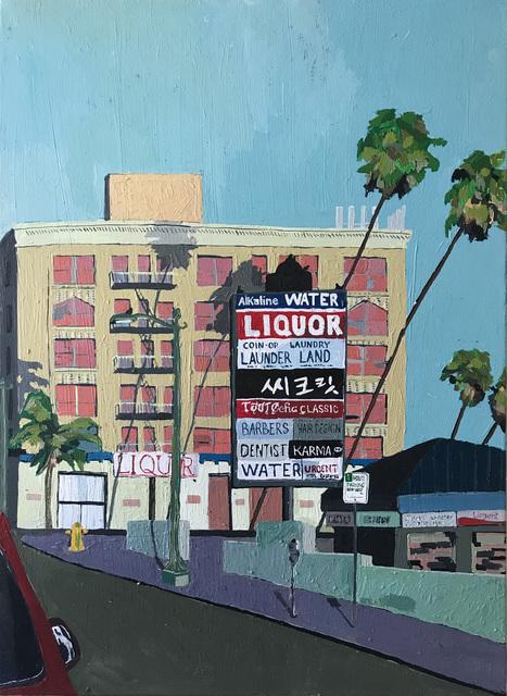 , 'Beverly Blvd.,' 2017, Galerie Droste