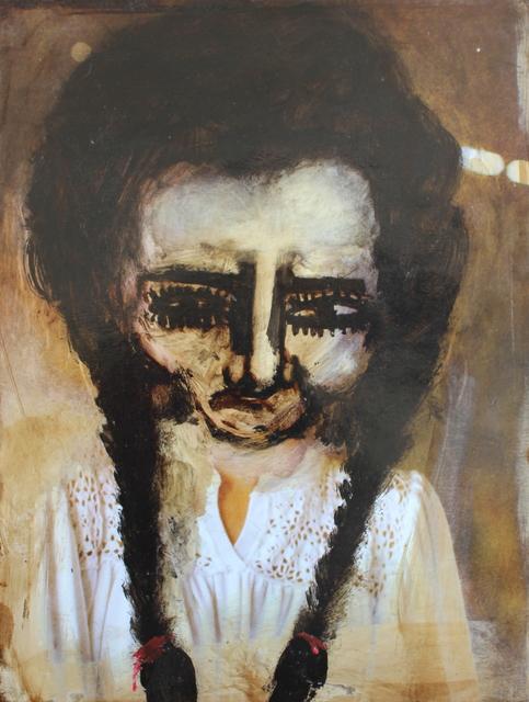 Ramazan Can, 'Kadın Önden Yürür II', 2013, Anna Laudel