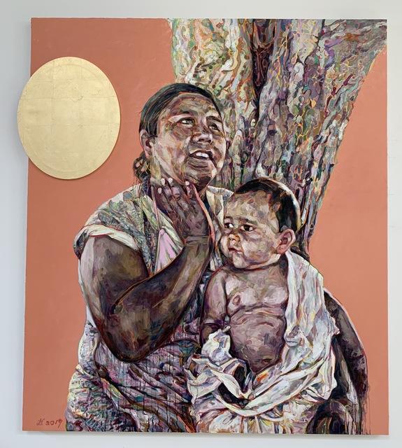 , 'Ascension,' 2019, Nancy Hoffman Gallery
