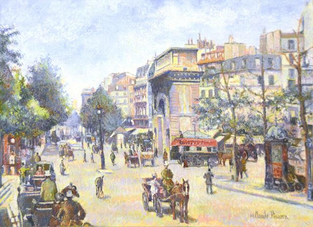 , 'Boulevard Saint-Denis, Paris ,' , Guarisco Gallery