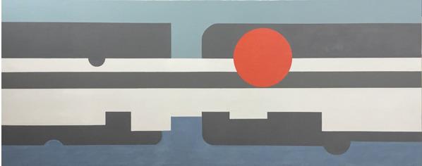 , 'Contactos 6 ,' 1973-2007, Leon Tovar Gallery