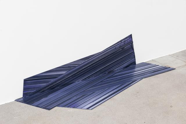 , 'TIDAL BLUE,' 2017, Gether Contemporary
