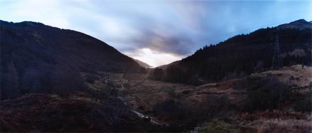 Chrystel Lebas, 'Re-visiting Loch Long from Glen Loin. Plate n°1255, Arrochar, December 2013. 56°13.544' N 4°43.720' W', 2016, The Photographers' Gallery | Print Sales