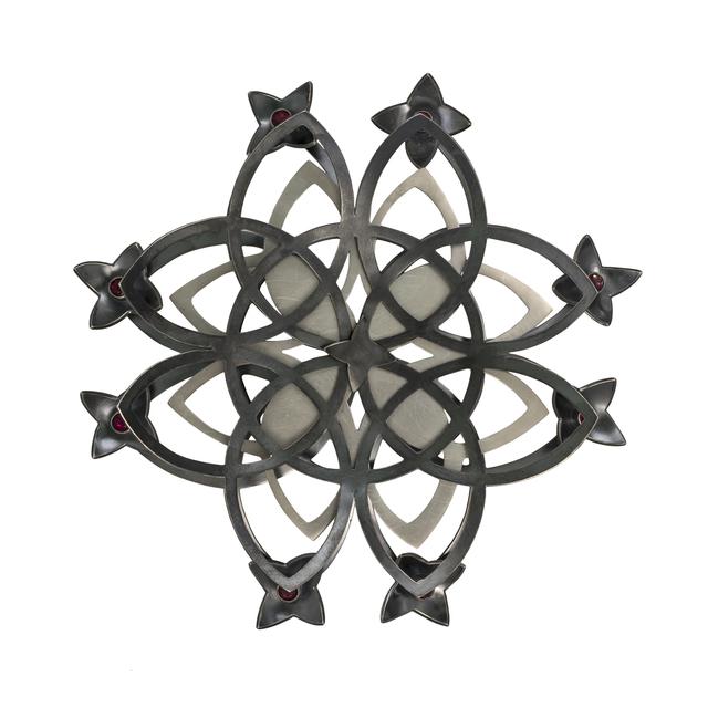 , 'Linear Talisman No. 1 (Brooch),' 2018, Sienna Patti Contemporary