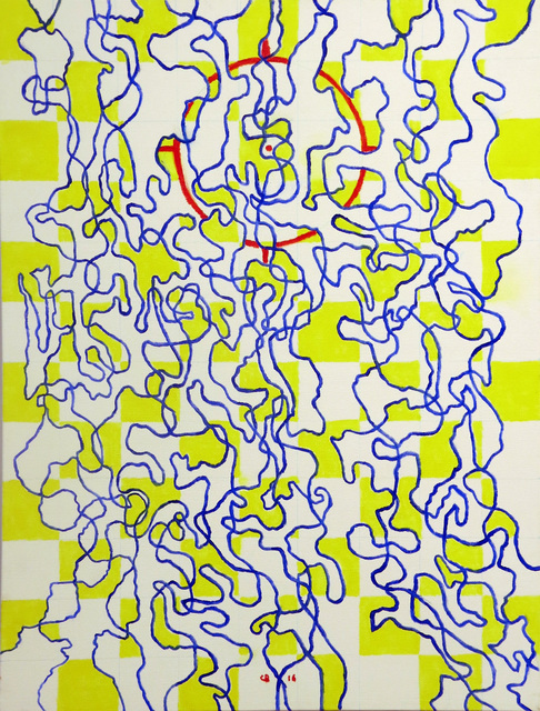 , 'Morning Watch,' 2016, Edward Thorp Gallery