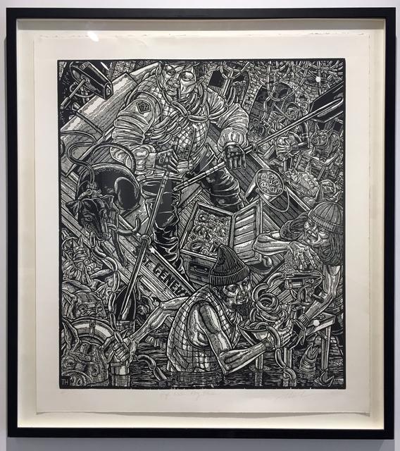 , 'High Water Hog Blues,' 2000, Duane Reed Gallery