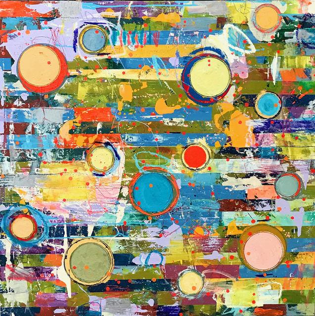 , 'Fibonacci 383,' 2010-2018, Eisenhauer Gallery