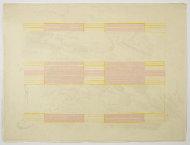 Ed Moses, 'London '72', 1973, Print, Lithograph on Japanese paper, Bernard Jacobson Gallery Gallery Auction