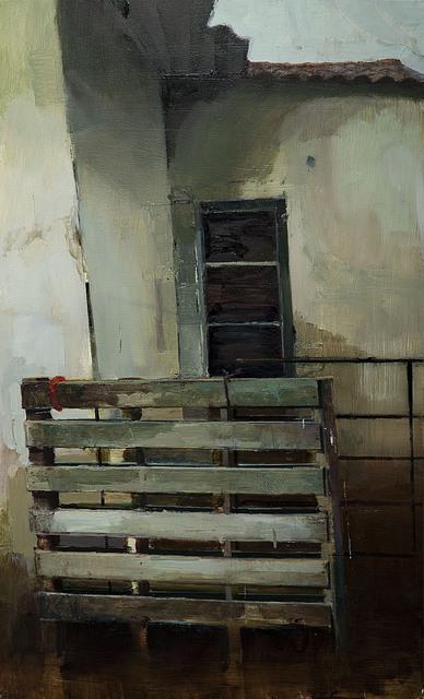 ", '""Accipitridoe II"",' 2018, PDP Gallery"