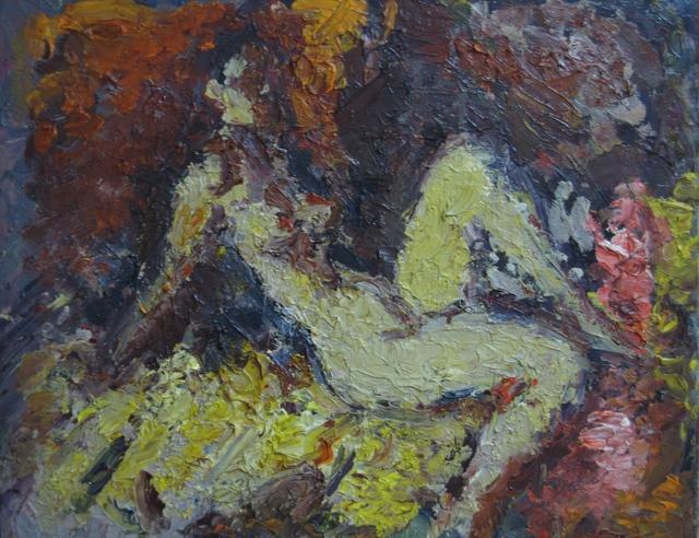 Aron Froimovich Bukh, 'Nude', 1991, Surikov Foundation