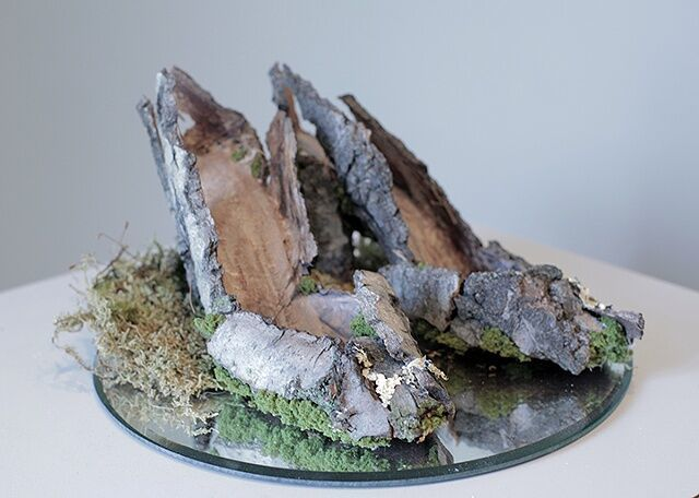 , 'Heels for Departure II,' 2011, Field Projects