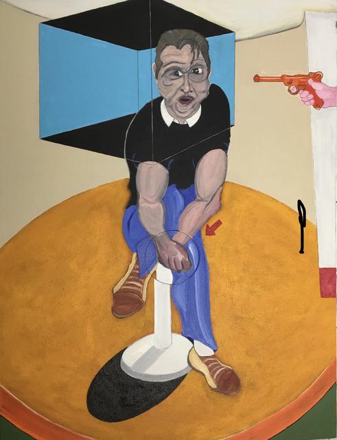 , 'Killing Francis,' 2017, Imlay Gallery