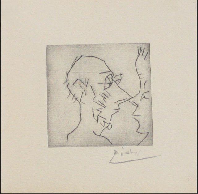 Pablo Picasso, 'Pierres', 1958, Broadway fine Art