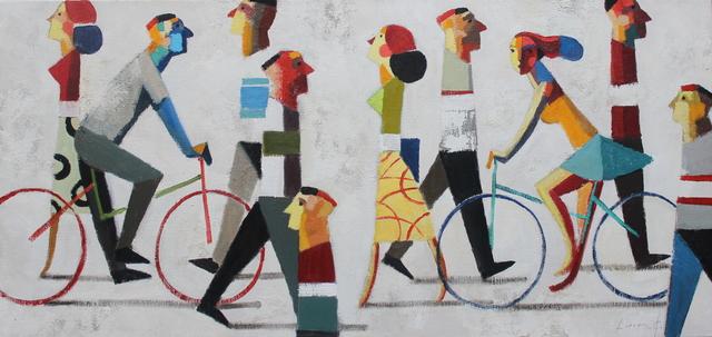 Didier Lourenço, 'Maybe', 2018, GALERIA JORDI BARNADAS
