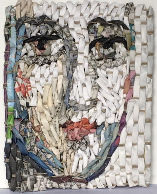 , 'Female Head/Ritratto #9,' 2018, Tansey Contemporary