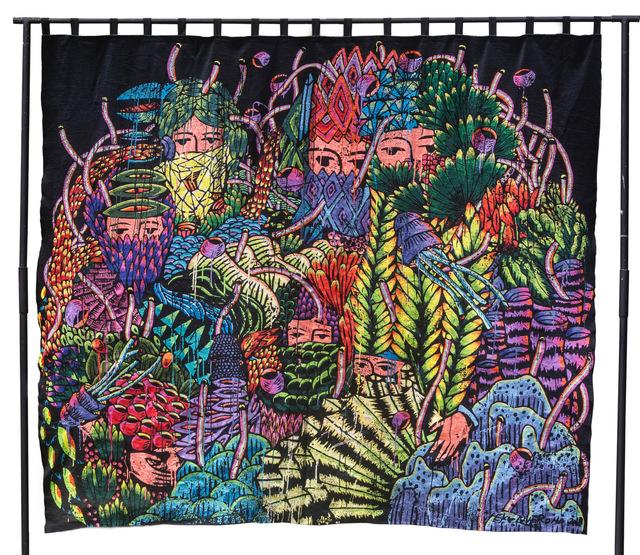 Eko Nugroho, 'Blind Paradise', 2018, A3 Arndt Art Agency