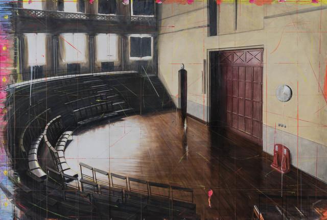 , 'Lecture Theatre/Liverpool,' 2015, Winston Wächter Fine Art