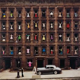 Ormond Gigli, 'Girls in the Windows, New York City,' 1960, Phillips: Photographs