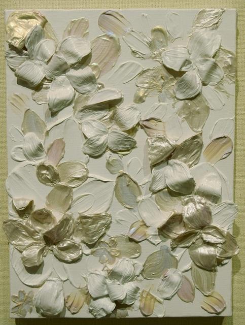 , 'INFINITY White No1,' 2018, SEIZAN Gallery