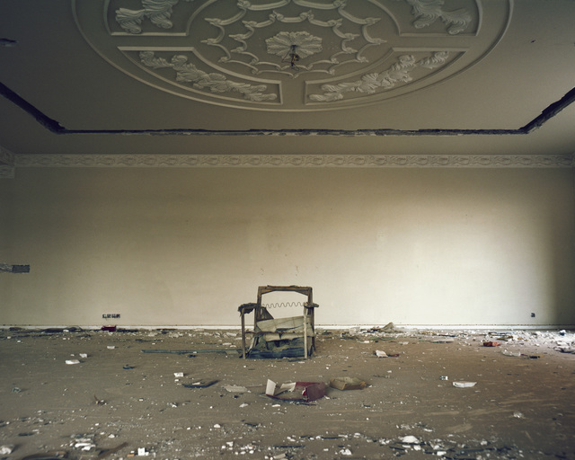 , 'Uday's Palace, Beirut, Lebanon,' 2007, Galerie Julian Sander