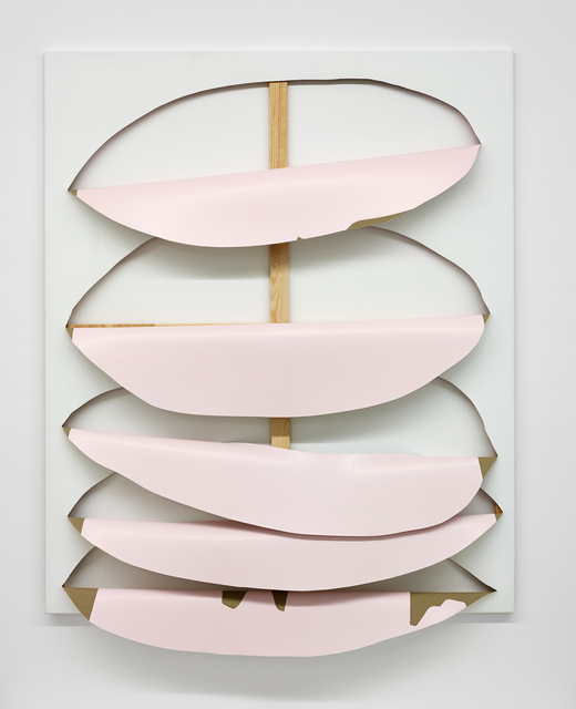 , 'Untitled (Pink),' 2018, Taubert Contemporary