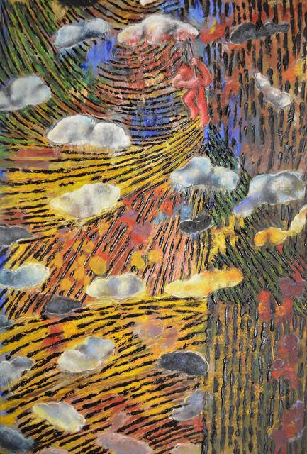 , 'Bulut Katili,' 1995, Anna Laudel
