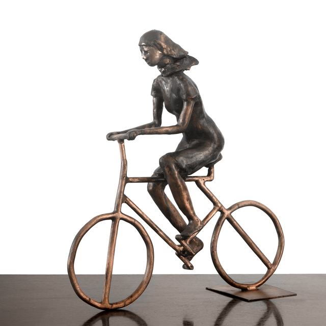 SHULA ROSS, 'BYCICLE', 2016, ARTBOX.GALLERY