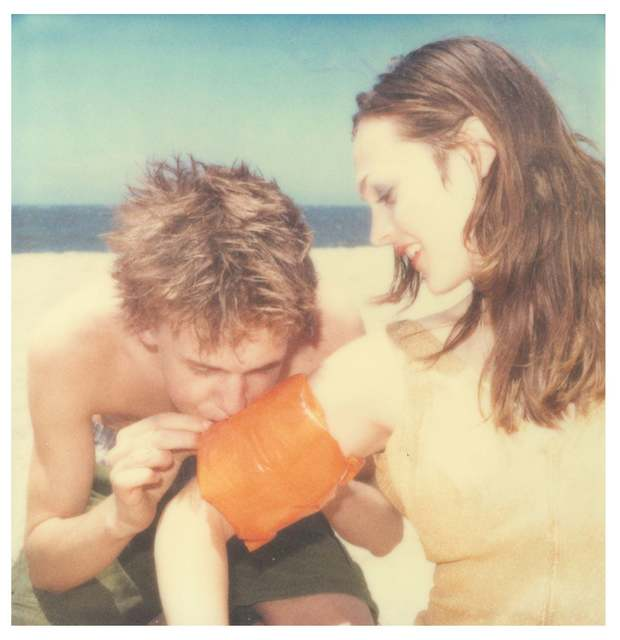 Stefanie Schneider, 'Floaties (Beachshoot)', 2005, Photography, Digital C-Print based on a Polaroid, not mounted, Instantdreams