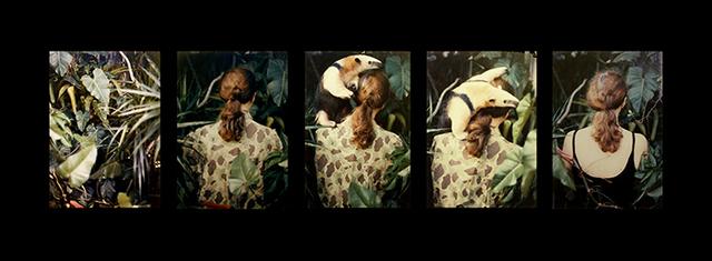, 'Camouflage,' 1980-2015, Aura