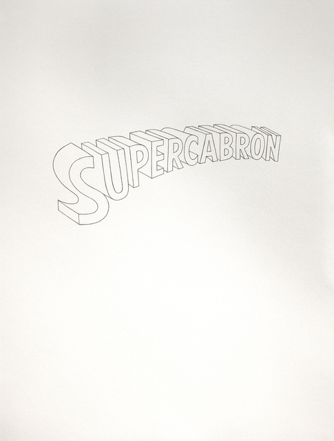 , 'Supercabron,' 2019, RoFa Projects
