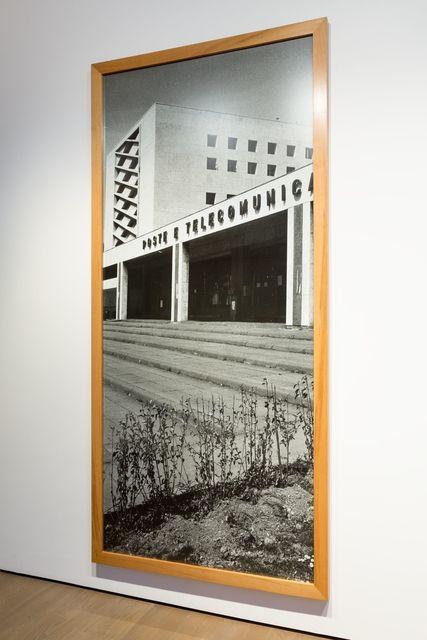 , 'Uffizio Postale, Rome,' 1987, Almine Rech Gallery