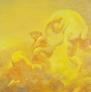 Xia Xiaowan, 'Ground of river', 2004, Aye Gallery
