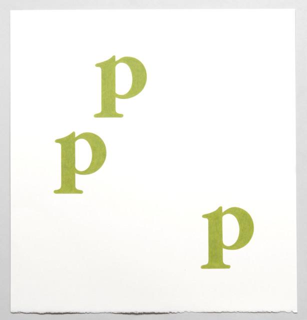 , 'Split Pea,' 2008, Sikkema Jenkins & Co.