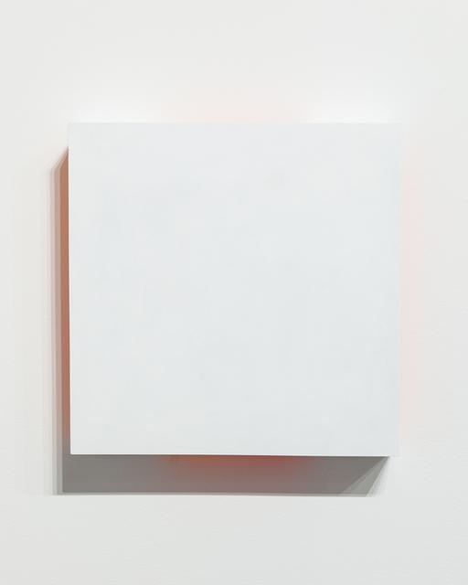 , 'Red/Light Orange_Four Side,' 2017, Ki Smith Gallery